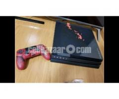 Sony PS4 MOD VERSON AMD Radeon Jaguar 8 Cores 8GB RAM Game Console