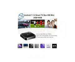 Android Smart TV Box X96 Mini 2GB/16GB