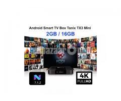 Smart TV Box Tanix TX3 Mini Android Smart TV Box 2GB/16GB