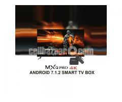 Smart TV Box MXQ PRO-4k Android Smart TV Box
