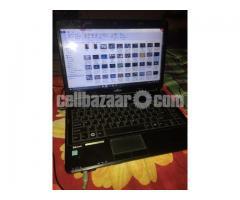 Fresh Fujitsu laptop i3
