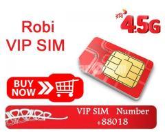 VIP SIM Number