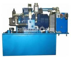 New Hydraulic power pack