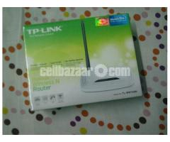 Brand new TP-LINK TL-WR740N router
