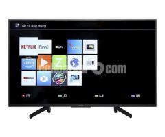 "43""X7000F Sony Bravia 4K HDR TV"
