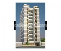 FLAT @ 100 ft Avenue Road, Aftabnagar