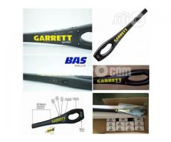 High Sensitive Super Wand Garrett Handheld Metal Detector/360 Degree
