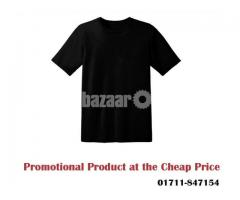 Men's T-shirt Custom Design and Buyer Logo
