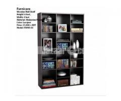 Wooden Wall Shelf (Model: FWWS 03)