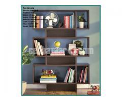 Wooden Wall Shelf (Model: FWWS 08)