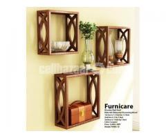 Wooden Wall Shelf (Model: FWWS 10)