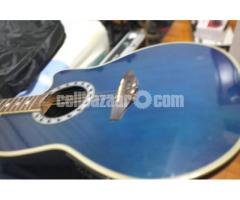 TGM Original Studio Elotro-Acoustic Guitar