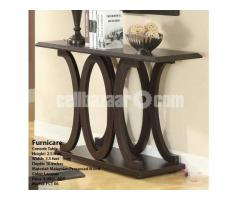 Console Table (Model: FCT 06)