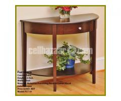 Console Table (Model: FCT 10)