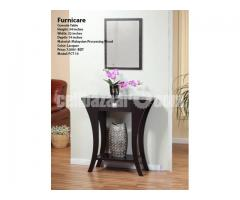 Console Table (Model: FCT 13)