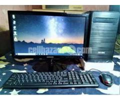"Core_i5 Cpu_4Gb_500Gb_2Gb GfX_19"" HD"