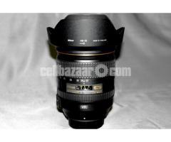Nikon AF-S 24-120mm f/4 VR NANO Zoom Lens