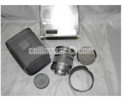 Sigma 17-50mm f/2.8 EX HSM OS DC Wide Angle Zoom Lens for Nikon Mount
