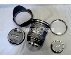 Tokina SD 11-16mm f/2.8 (IF) DX Wide angle Zoom Lens for Nikon
