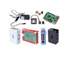 Raspberry Pi 3 Model B–Complete Set