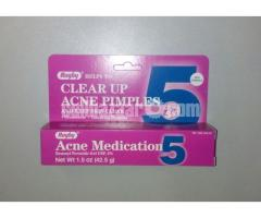 Clear Up Acne Pimples And Keep Skin Clear