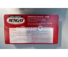 BENGAY Pain Relieving Cream