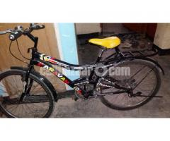 Fully Fresh Caraban Bicycle