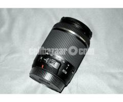 Tamron 18-200mm f/3.5-6.3 Di II VC Lens for Canon Mount