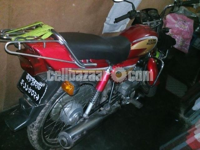 HERO Honda Bike For Sale - 2/2