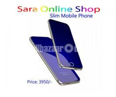 Laimi S8 Ultra Thin Crystal Mobile Phone