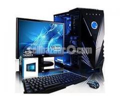 """4th Gen Dual Core-4GB-500GB-19"""" Dell LED"""