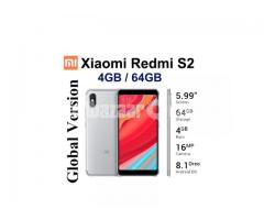 Xiaomi Redmi S2 Global Version (4GB / 64GB) Intec Box.