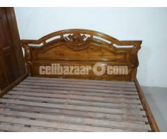 An Exclusive Design King Size Bed