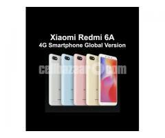 Xiaomi Redmi 6A 4G Smartphone Global Version