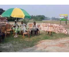 ২০০০০ টাকা বুকিং মানিতে ৩.৫ কাঠা প্লট @ কেরানীগঞ্জ