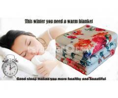 Electric Heat Blanket-বৈদ্যুতিক তাপ কম্বল