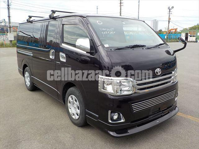 Toyota Hiace SUPER GL WINE 2013 - 1/5