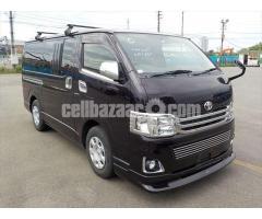 Toyota Hiace SUPER GL WINE 2013
