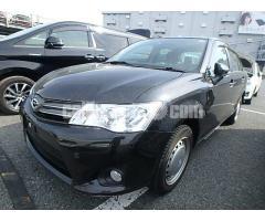 Toyota Axio G HID KEY START 2013