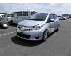 Toyota Vitz FL 2012