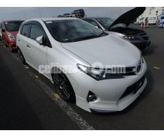 Toyota Auris MODELISTA VERSION 2013