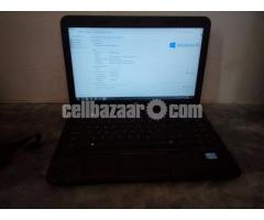 hp good condition laptop