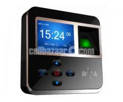Security fingerprint time attendance system