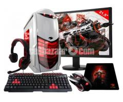 DESKTOP GAMING CORE i5 3.2G 4GB 1TB 17""