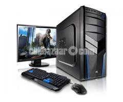 INTEL CORE i3 2GB 250GB 17''LED