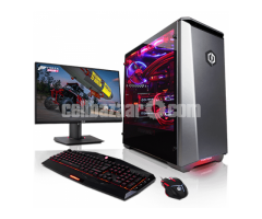 "GAMING DESKTOP INTEL CORE i5 RAM 4GB HDD 1000GB 17""LED PROCESSOR TYPE INTEL CORE i5 PROCESSOR SPEED"