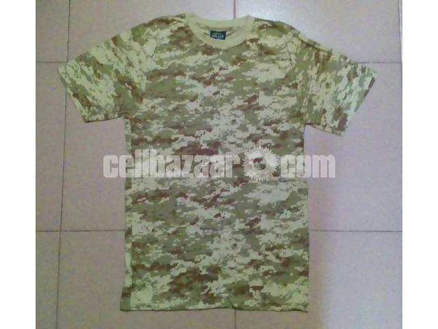 Men's Camouflage T-Shirts - 1/5