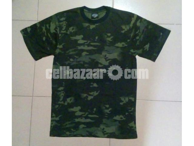 Men's Camouflage T-Shirts - 2/5