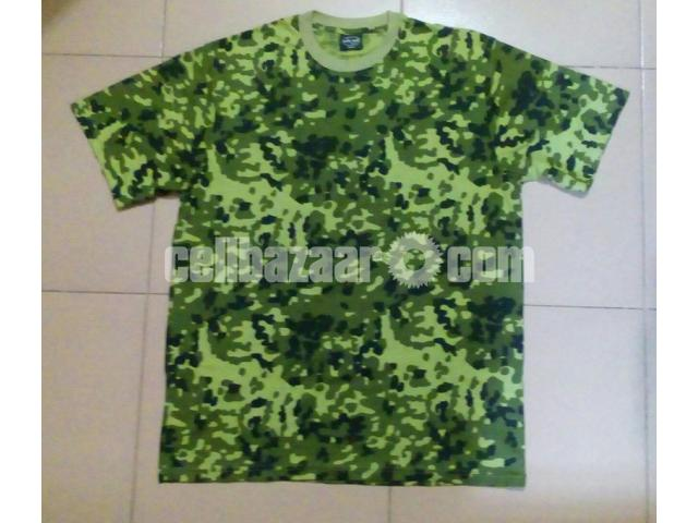 Men's Camouflage T-Shirts - 3/5