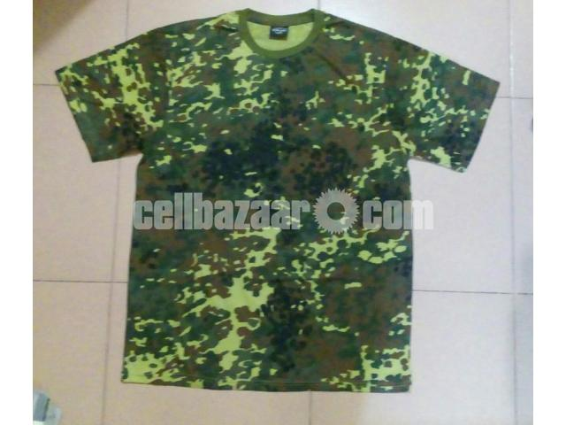 Men's Camouflage T-Shirts - 4/5